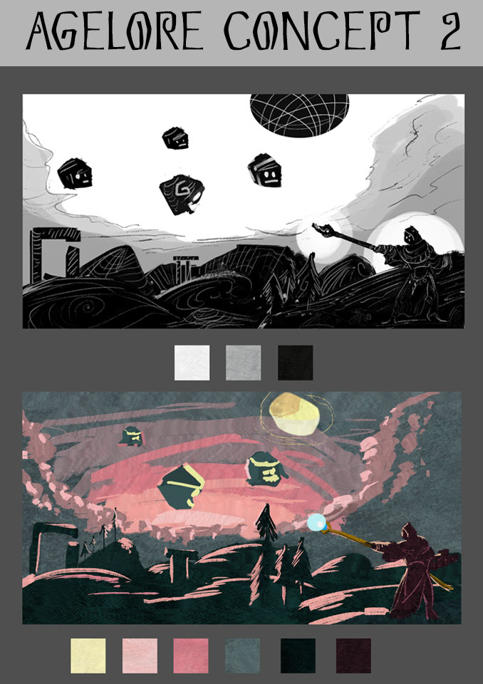 Agelore's Fantasy - VR - Concept 2