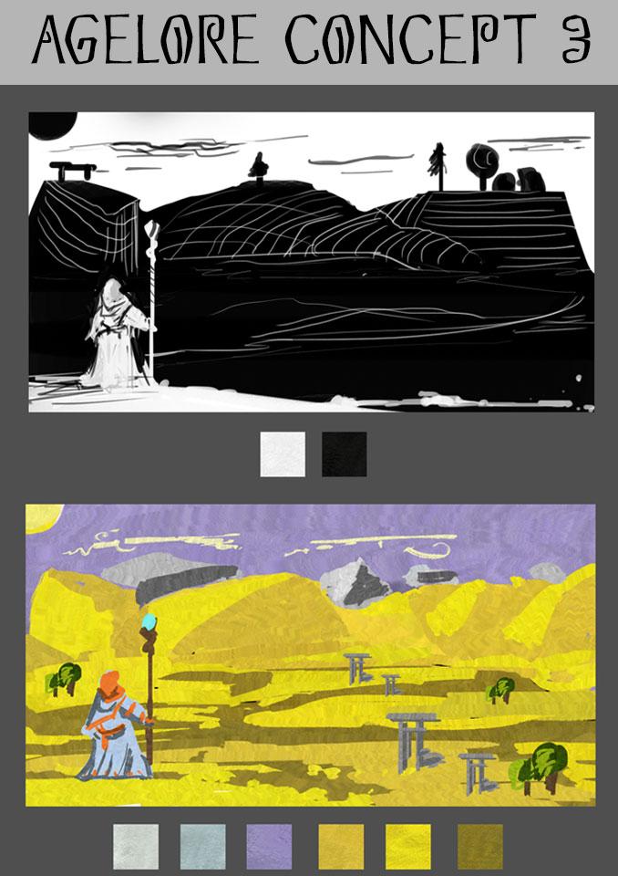Agelore's Fantasy - VR - Concept 3