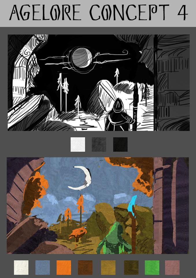 Agelore's Fantasy - VR - Concept 4